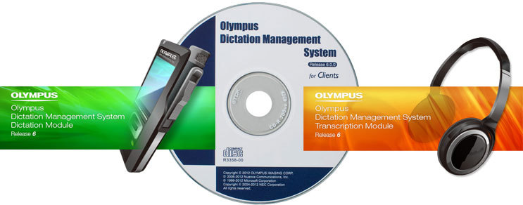 Olympus-Software